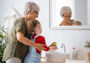 Savon liquide pour les mains recette maison
