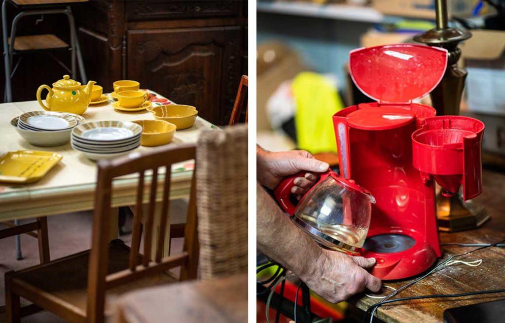 Vaisselle cuisine cafetière seconde main