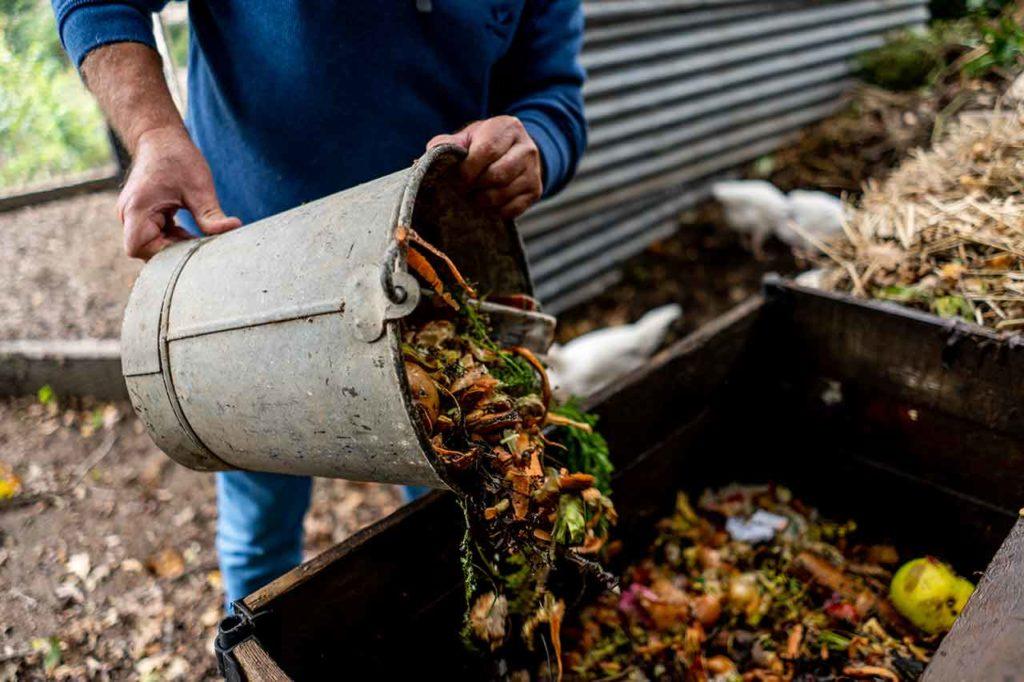 Compost jardinage au naturel