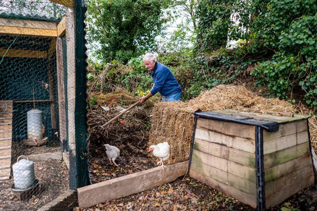 Composteur fermé jardiner au naturel