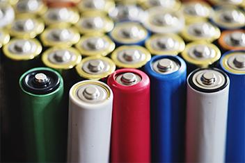 Collecte et recyclage des piles alcalines