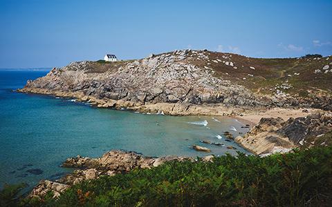 Paysage du Finistère