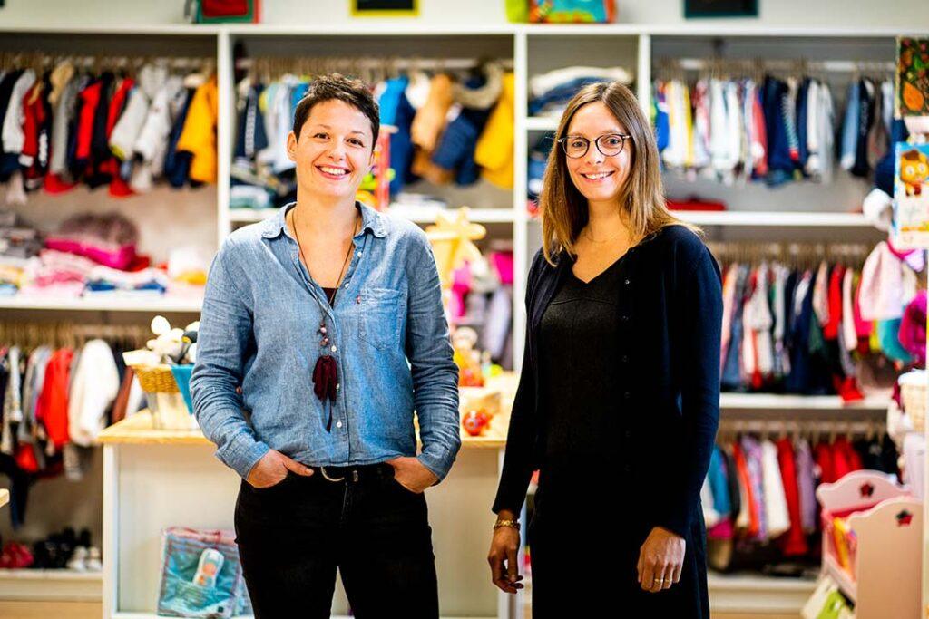 Gaëlig Marie fondatrices boutique Picoti Picota