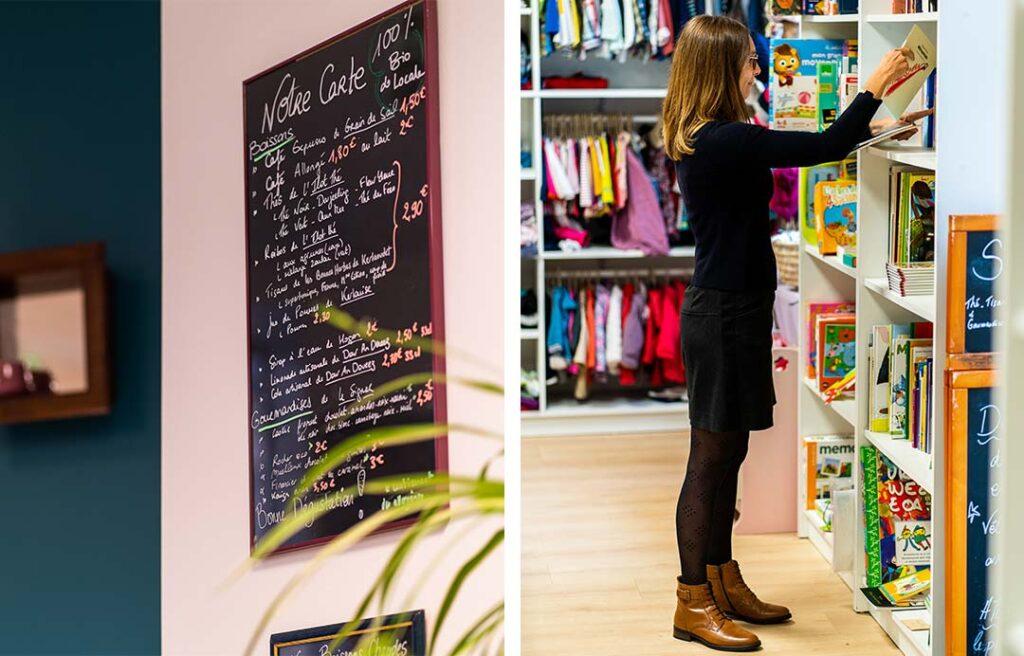 Picoti Picota boutique salon de thé ateliers responsables