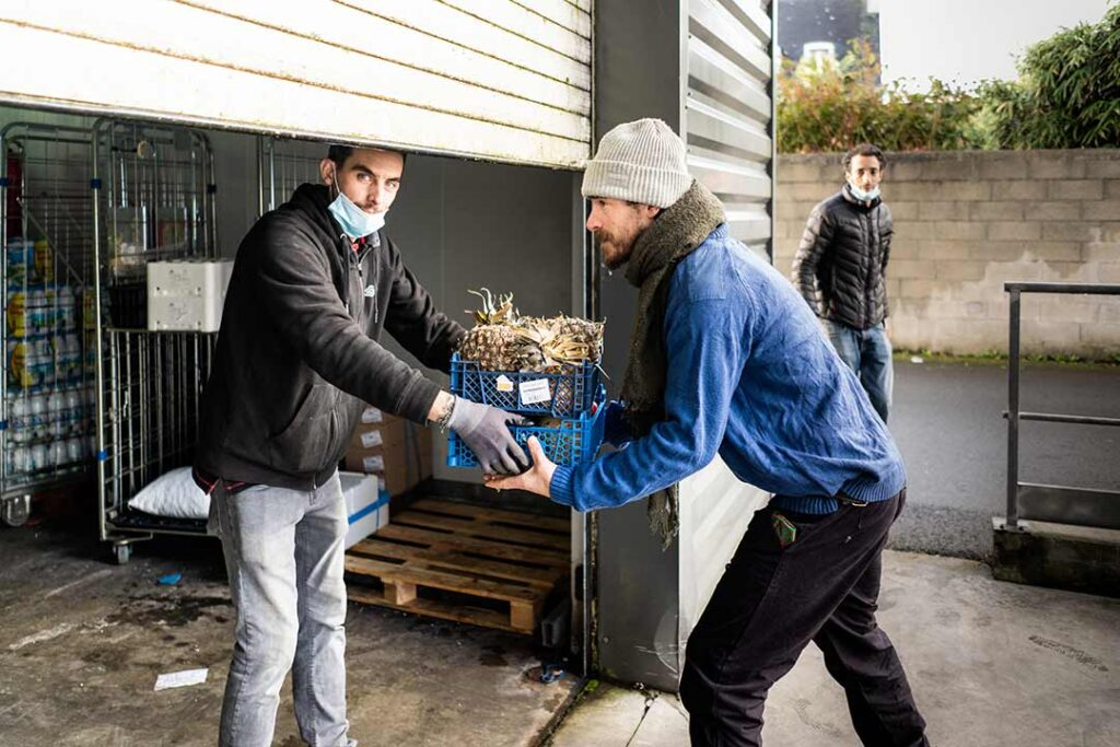 Ressourcerie alimentaire