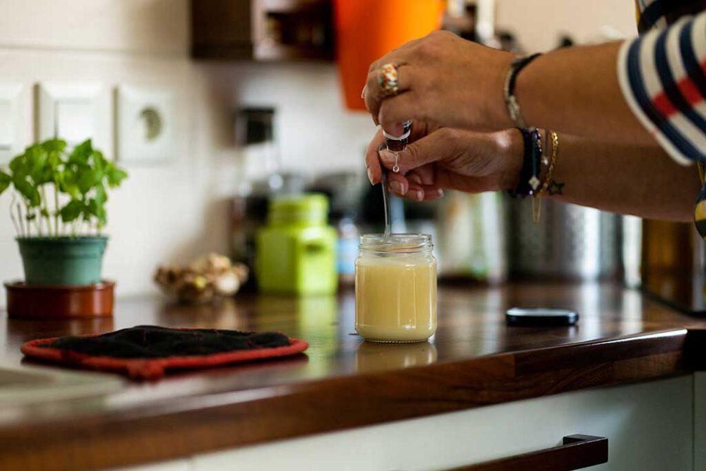 Tuto déodorant zéro déchet huiles essentielles