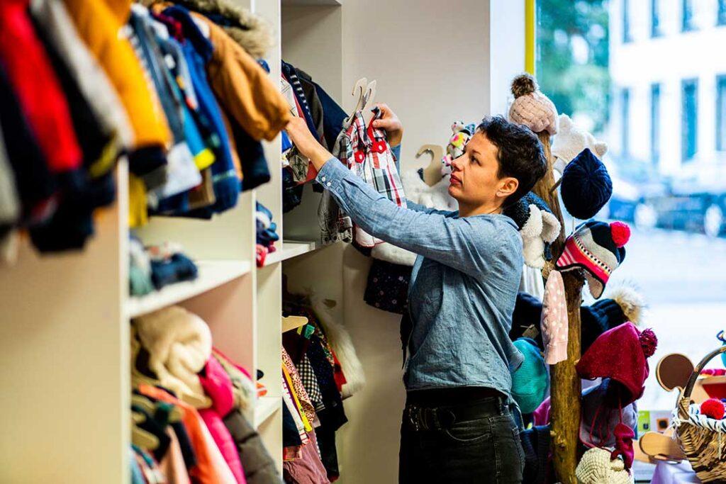 Vêtements enfants mode responsable