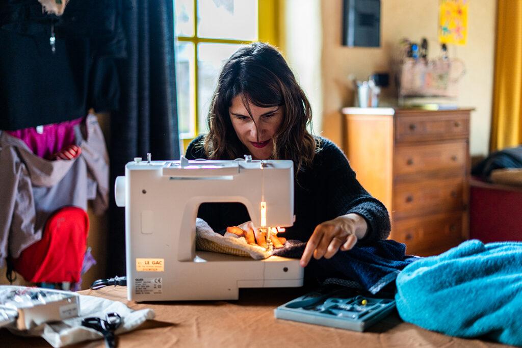 Couture réparation vêtements