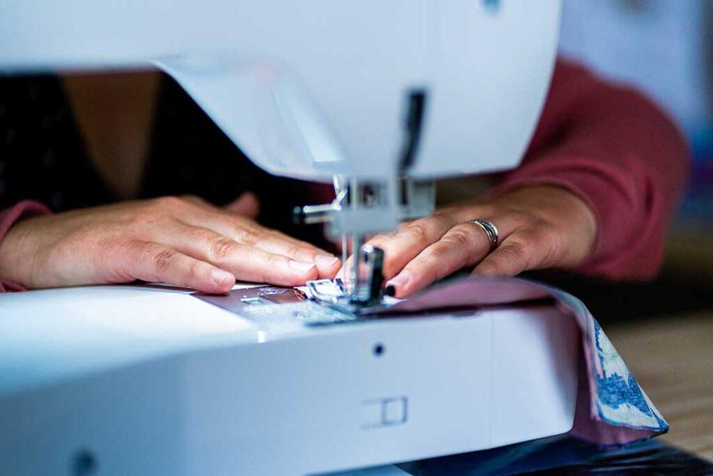 Couture créations zéro déchet